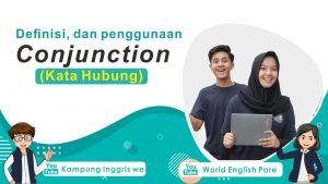 conjunction dalam bahasa inggris