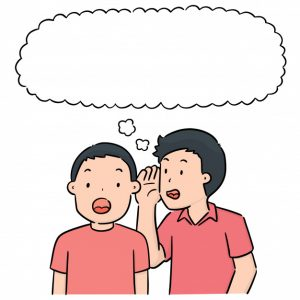 perbedaan penggunaan kata say dan tell