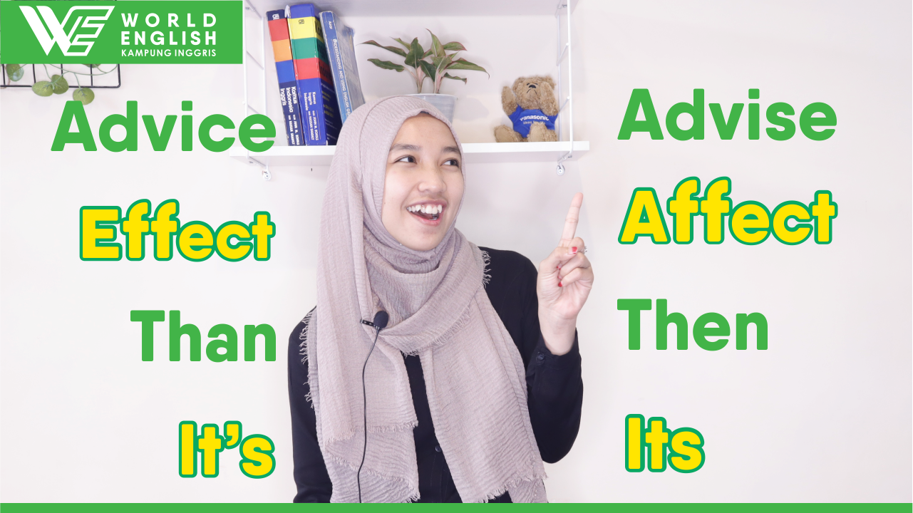 Jangan Sampai Salah, Pahami Lebih Jauh Kata-Kata Bahasa Inggris yang Sering Bikin Bingung Ini Yuk!