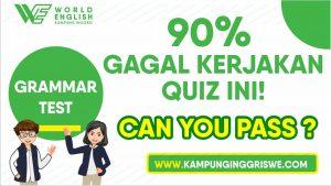 20+ Latihan Soal Grammar Dasar Beserta Jawabannya Lengkap, Kamu Harus Coba!