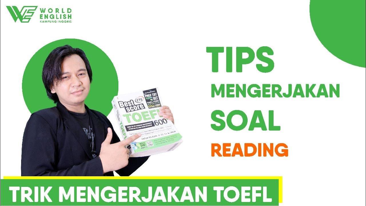 Simak Tips Mengerjakan Reading Comprehension Dengan Lebih Mudah Ini Yuk, Harus Banget Kamu Coba!